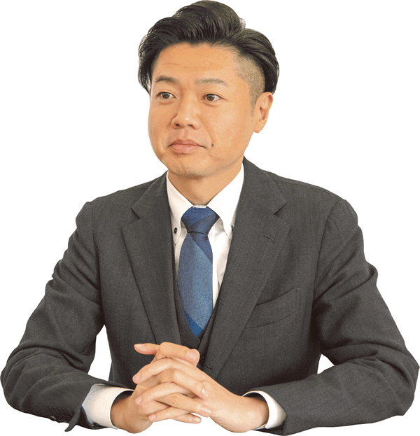 代表取締役副社長 日和﨑 守