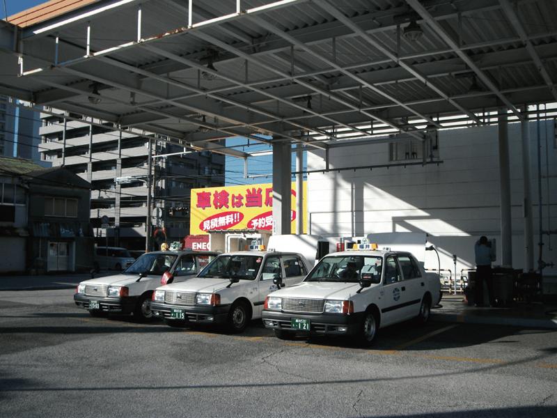 高知駅前通りオートガス充填所